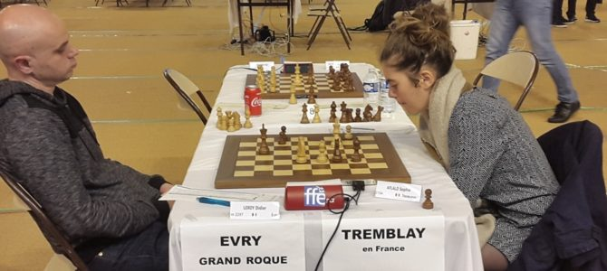 Ronde 10 : Tremblay remporte le match de la peur !
