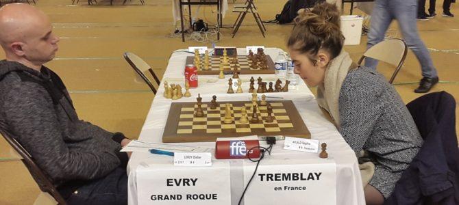 Ronde 10 : Tremblay remporte le match de la peur !