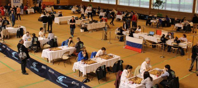 Dernier jour : Ronde 11 et fin du match France-Russie